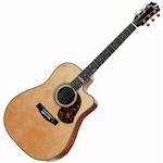 Maton Messiah Acoustic Electric Guitar w/Case EM100C