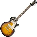 Epiphone Guitar Electric LP Standard + Pro Vintage Sunburst ENLPVSNH1