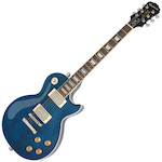 Epiphone Guitar Electric LP Tribute Plus Midnight Sapphire ENTPMSNH1