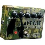 MXR Dime Distortion Pedal EPMDD11