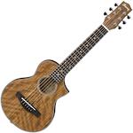 Ibanez Exotic Wood Piccolo Acoustic, Open Pore Natural EWP14WBOPN