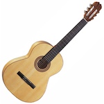 Admira Spanish Classical Guitar, Solid Spruce Top FLAMENCO