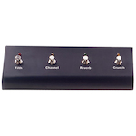 Ashton Amplifier Footswitch Four Button FSW400