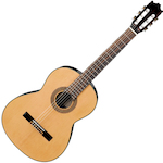 Ibanez Classical Guitar Solid Top, Natural G100NT