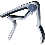 Dunlop Trigger  Curved Nickel Capo GAD83CN