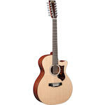 Martin 12 String Acoustic Guitar Performing Artist Series Cutaway w/Case GPC12PA4