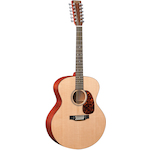 Martin 12 String Acoustic Guitar 16 Grand Jumbo size w/Case GRANDJ1216GTE