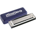 Hohner Silverstar Harmonica In D H/SSD