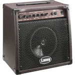 Laney 20W Acoustic Guitar Amp with Chorus and Reverb LA20C