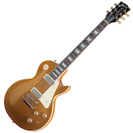 Gibson Guitar Electric Deluxe 2015 Goldtop LPD15GTNH1