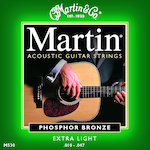Martin Strings Acoustic  Phos Bronze 10-47 M530