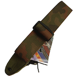 Levy's Guitar Strap, 2in Cotton Cammo MC8CAM
