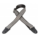 Levy's Guitar Strap, Polyester Checker MP28