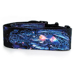 Levy's Guitar Strap, Poly Cosmic Seahorse MPA3006