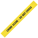 Levy's Guitar Strap, Poly Crime Scene MPS2006