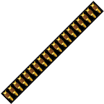 Levy's Guitar Strap, Poly Bullets MPS2021