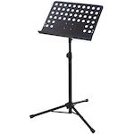 Ashton Orchestral Music Stand, Holed Back MS100SHA
