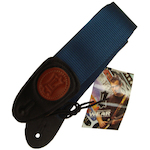 Levy's Guitar Strap, 2in Polyprop Lt Blue MSS8LTB