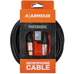 Armour 20ft Mic Cable XLR to XLR Neutrik Jacks NXXP20