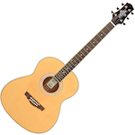Ashton OM Shaped Acoustic Guitar, Natural OM24NT