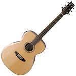 Ashton Acoustic Electric Guitar Solid Top, OM Shape OM35SEQ
