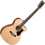 Martin Acoustic Electric Guitar Perf Artist w/Case OMCPA4