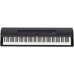 Yamaha P255B Digital Stage Piano, Black P255