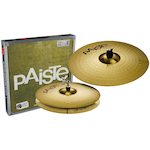 Paiste 101 Cymbal Pack 14 inch Hi Hats and 18 inch Crash/Ride PA014ES14