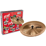 Paiste PST5 Effects Pack 10 inch Splash 18 inch China PA065FXPK