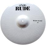 Paiste Rude Classic 18 inch Wild Crash Cymbal, White PA1127718W
