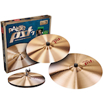 Paiste PST7 Session Cymbal Pack 14/16/20 PA170SSET