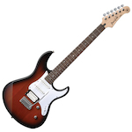 Yamaha Pacifica 112V Electric Guitar, Old Violin Sunburst PAC112VOVS
