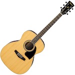 Ibanez Acoustic Guitar, Natural PC15NT