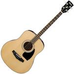 Ibanez Acoustic Guitar Tenor, Natural PFT2NT