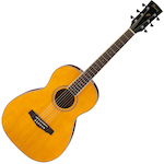 Ibanez Acoustic Parlour Guitar, Antique Natural PN15ATN
