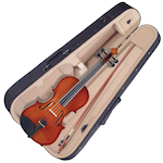 Palatino 3/4 Size Student Violin Outfit PSIS35VN34