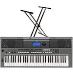Yamaha PSRE443 Portable Keyboard and Stand PSRE443-JS502D