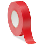 PVC Insulation Tape Red PVCRED