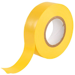 PVC Insulation Tape Yellow PVCYLW