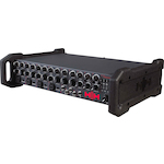 HH Electronics Queensberry Powered Mixer, 8 Channel, 2x250W QBH850