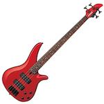 Yamaha RBX374 Bass Guitar, Red Metallic RBX374RM