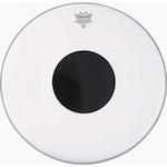 Remo 14 Inch Coated Emperor X Black Dot Drum Head REBX011410