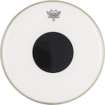Remo 8 Inch Clear CS Black Dot Drum Head RECS030810