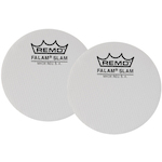 Remo 2.5 Inch Single Falam Patch 2 Pack REKS0002PH