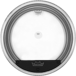 Remo 22 Inch Clear Powersonic Drum Head REPW132200