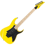 Ibanez RG Electric Guitar, Yellow RG350MZYE