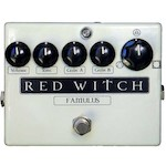 Red Witch Distortion Guitar Pedal Famulus RWFD