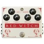 Red Witch Chorus Tremolo Guitar Pedal Medusa RWMD