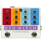 Red Witch Synthotron Guitar Pedal RWSYN