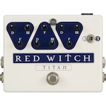 Red Witch Delay Guitar Pedal Titan RWTD